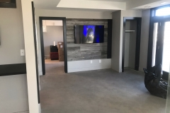 A real estate office painted by Precision Painting in Ottawa