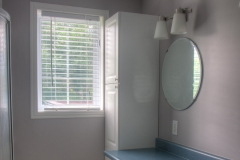A bathroom painted by Precision Painting in Ottawa